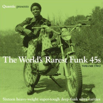 Worlds Rarest Funk 45s Vol 2
