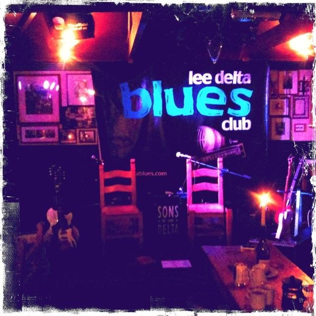 The Lee Delta Blues Club, Cork.